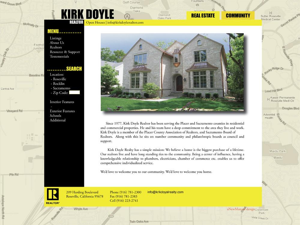Kirk Doyle Realty